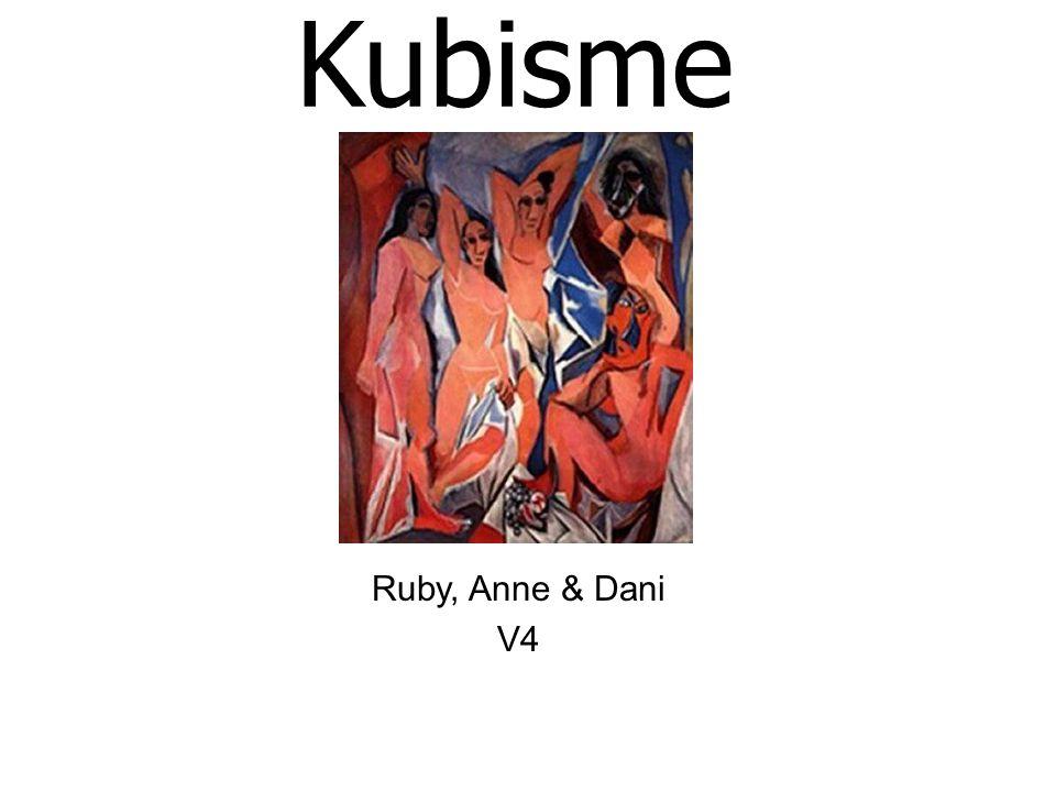 Kubisme Ruby, Anne & Dani V4