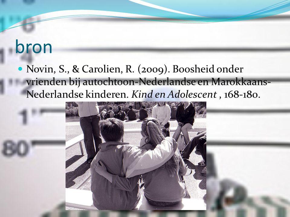 bron  Novin, S., & Carolien, R.(2009).