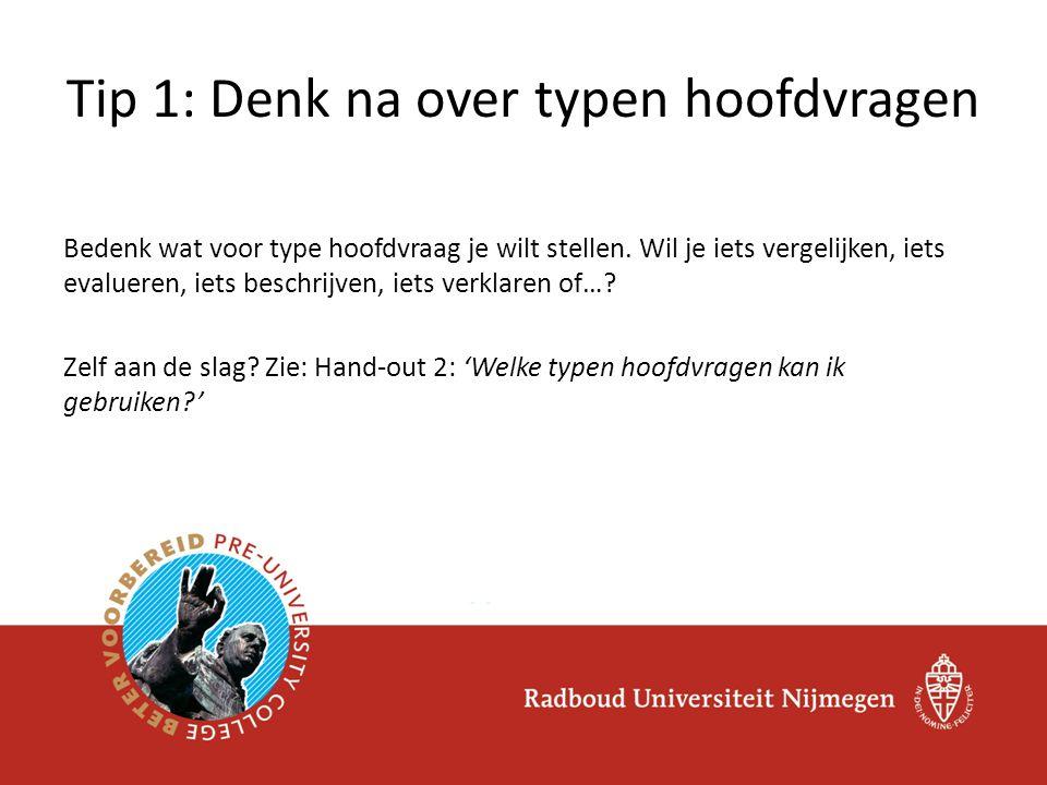 Stel je wilt iets onderzoeken over armoede onder allochtonen in Nederland…