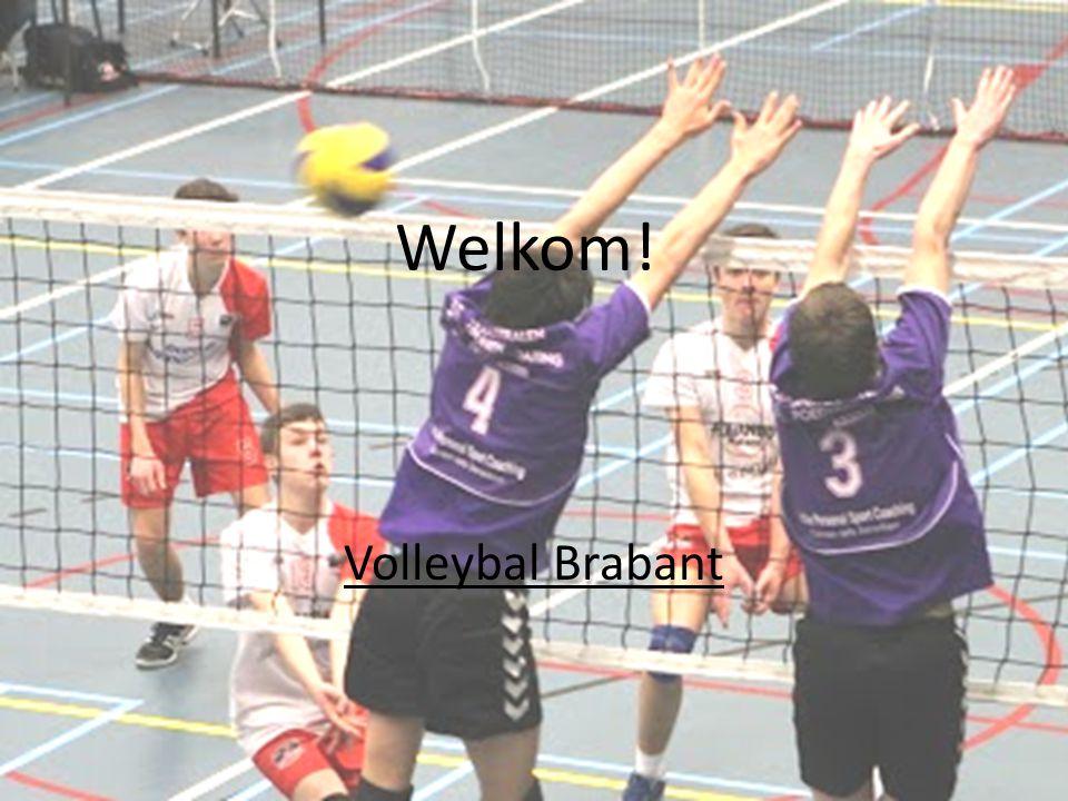 Welkom! Volleybal Brabant