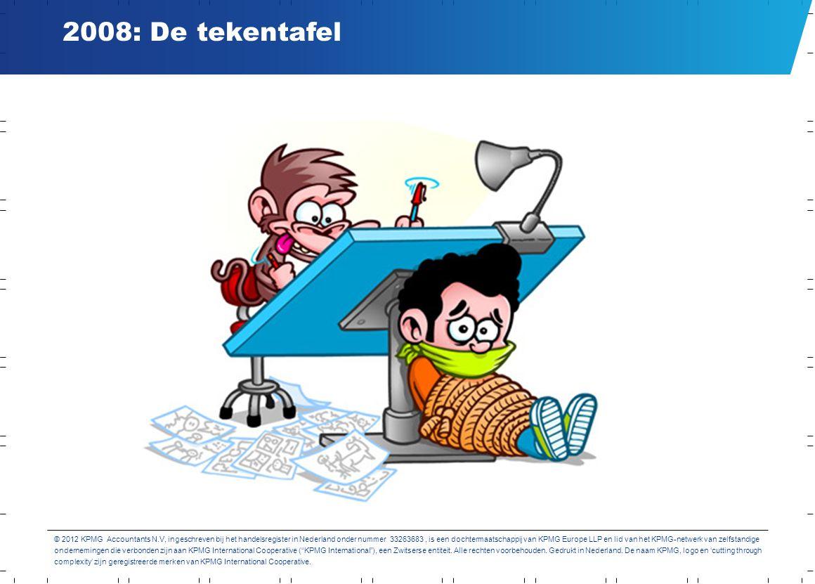 © 2012 KPMG Accountants N.V, ingeschreven bij het handelsregister in Nederland onder nummer 33263683, is een dochtermaatschappij van KPMG Europe LLP e