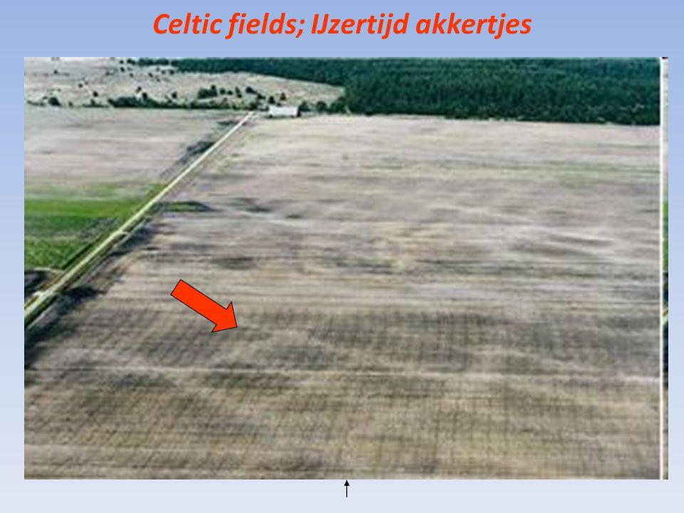 Celtic fields; IJzertijd akkertjes