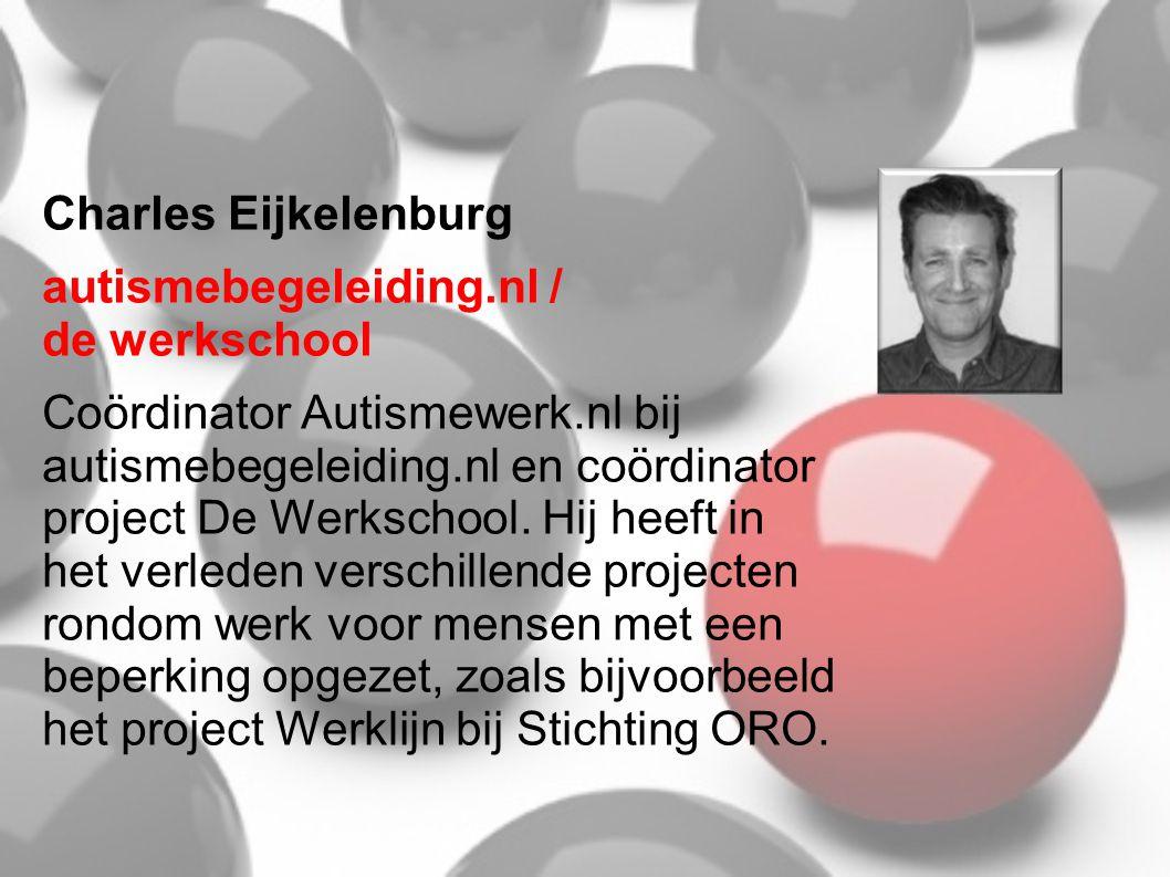 Hanneke van der Velden www.autismetotaal.nl Teamleider zorg en Master SEN Autismespecialist Hanneke komt oorspronkelijk uit het onderwijs waar ze haar sporen heeft verdiend op het gebied van autisme- begeleiding.