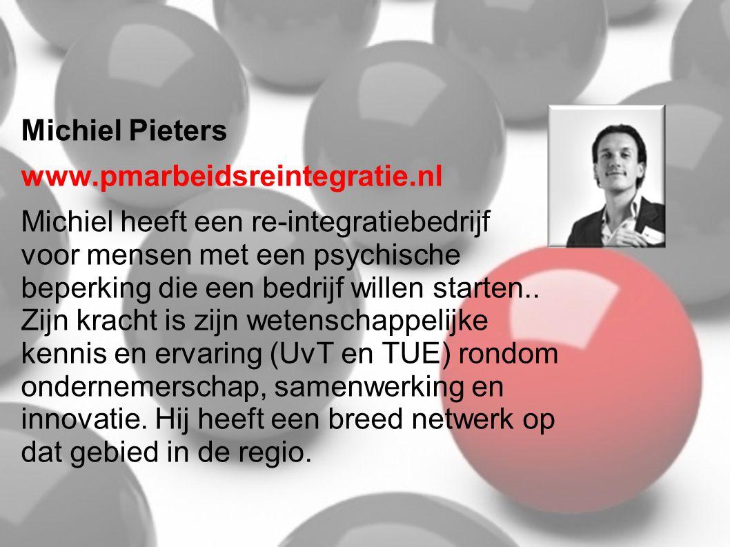 Charles Eijkelenburg autismebegeleiding.nl / de werkschool Coördinator Autismewerk.nl bij autismebegeleiding.nl en coördinator project De Werkschool.