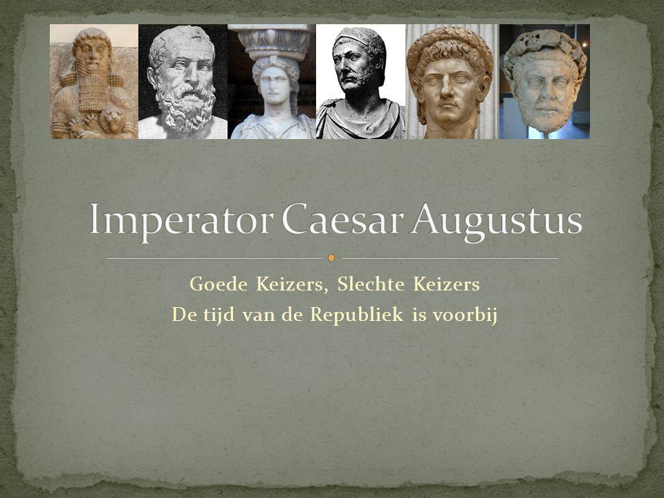  Korte uitleg A-vragen  Thematische aanpak  Caligula  Nero  Vespasianus  Marcus Aurelius  Kelten