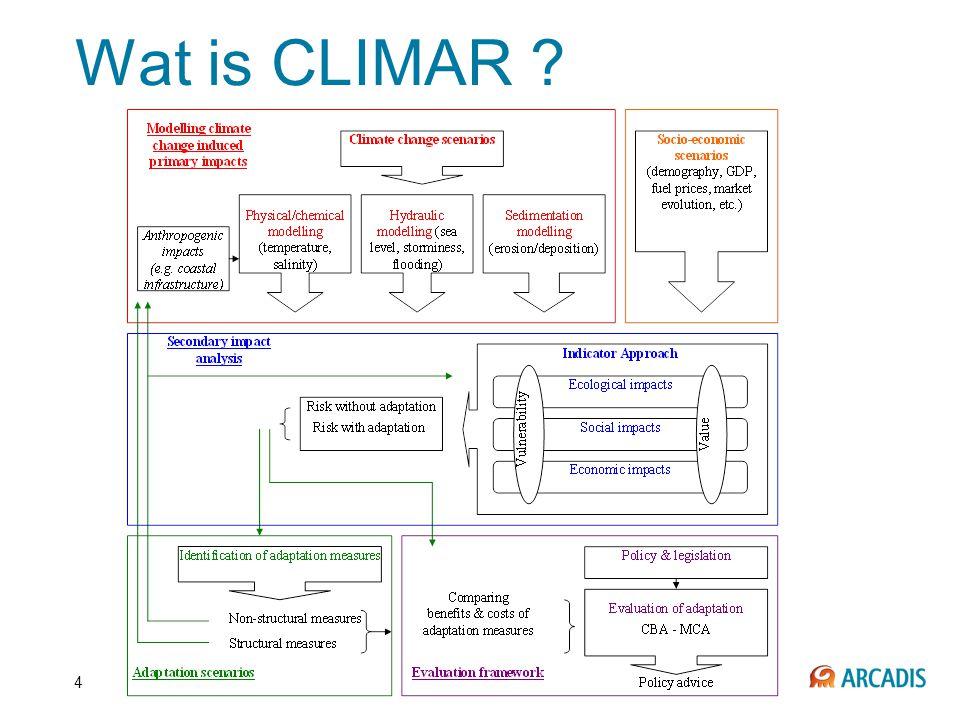 5 Klimaatsveranderingen voor onze kust • Gevolgen van klimaatverandering voor onze kust: •Algemene (Primaire) effecten •Potentiële effecten aan de kust