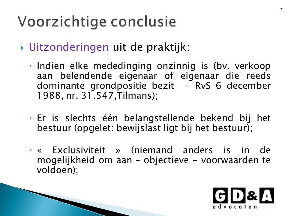 -O = operate (exploitatie/beheer) = meest uitgebreide vorm van samenwerken; -Vooral populair in Nederland (13 contracten eind 2012, wegen en gebouwen); -Decreet 12 februari 2010 en Besluit Vlaamse Regering dd.