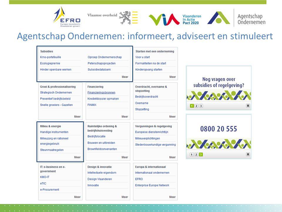 Infrax : premies in 2012 (3/4) • Dak-/ zoldervloerisolatie - 3 tot 4 euro/m² of 6 tot 8 euro/m² - 720 tot 1.920 euro • HR beglazing ipv enkele beglazing - 12 tot 15 euro/m² - max 375 euro • Na-isolatie spouwmuren - 6 euro/m² - max 800 euro • Isolatie buitenmuurisolatie - 15 euro/m² - max 2.000 euro • Relighting - op basis van rekentabel – 15.000 euro tot max 20.000 euro • Vloer- en kelderisolatie - 6 euro/m² - max 800 euro • Warmtepomp - 270 euro x ((0,87xCOP)-2,5) x P el - maximum 60.000 euro • Zonneboiler - 200 euro/m² collectoroppervlak – 3.750 euro • Premie voor energiebesparend project na energieaudit of studie Rendement investeringPremiebedragMax.