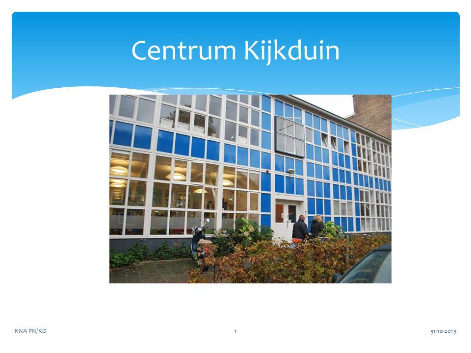 Centrum Kijkduin 31-10-2013KNA PN/KO1