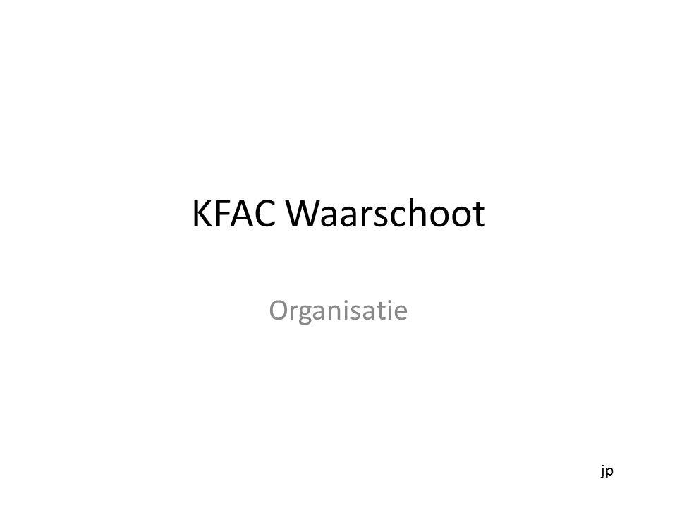 KFAC Waarschoot Organisatie jp