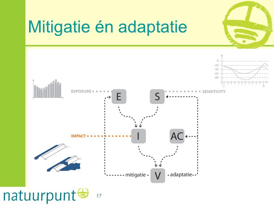 Mitigatie én adaptatie 17