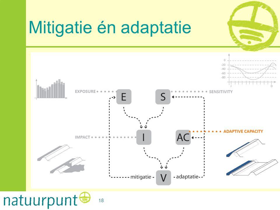 Mitigatie én adaptatie 18