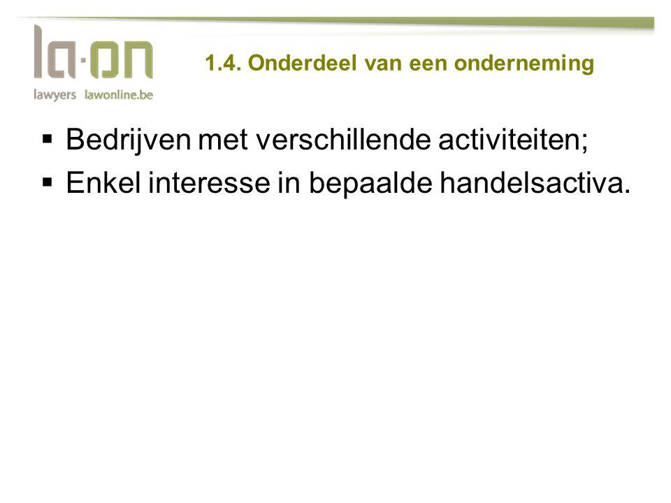 6.1.Verbod onder art. 629 W.Venn.