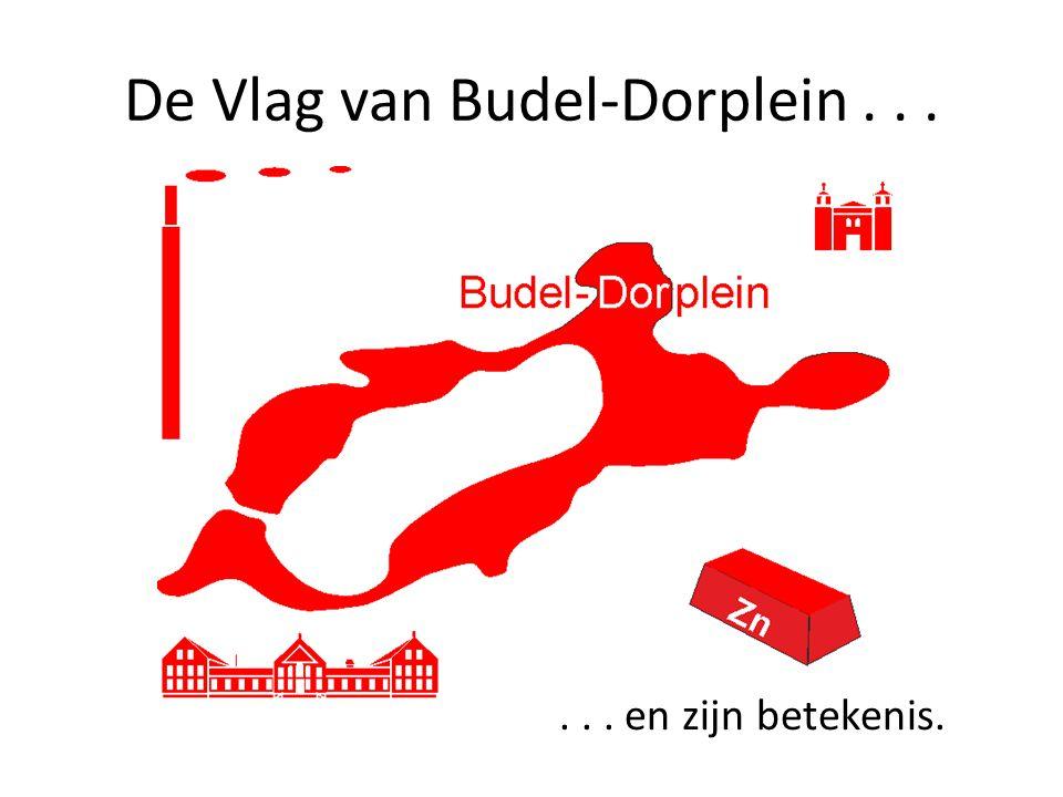 De Vlag van Budel-Dorplein...... en zijn betekenis.