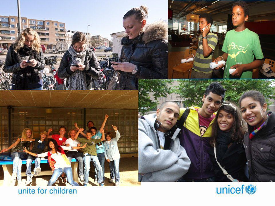 Programma 11.00 – 11.10Voorstellen & verwachtingen 11.10 – 11.20Uitleg Maatschappelijke Stage 11.20 – 11.30 Voorbeelden uit de praktijk 11.30 – 11.45Jongerenstrategie & UNICEF MaS 11.45 – 12.10Brainstorm 12.10 – 12.15 Afsluiting