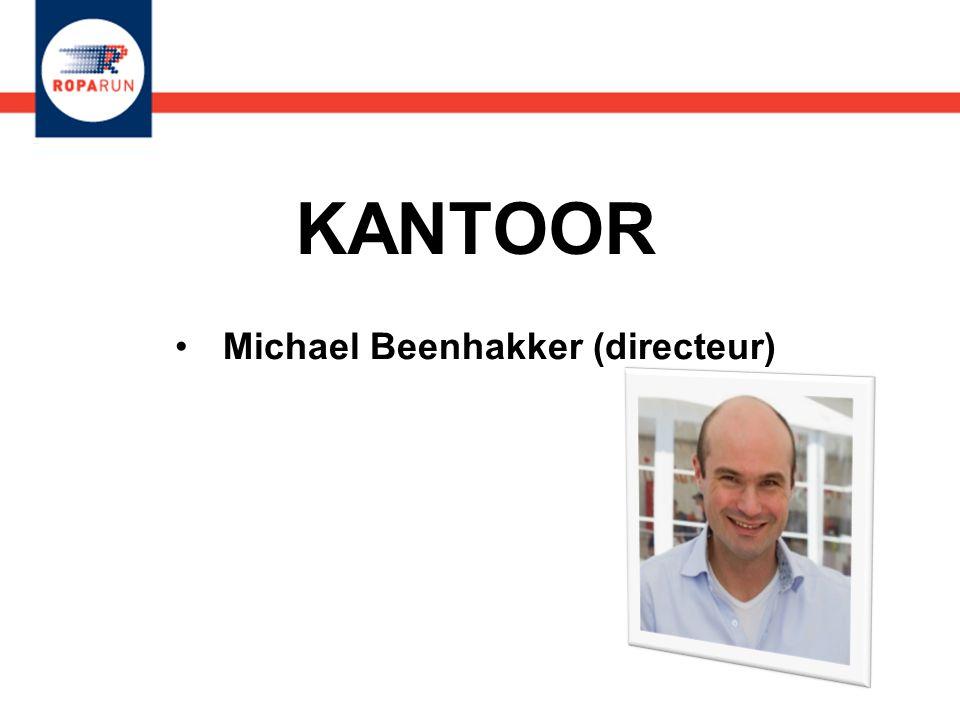 KANTOOR •Michael Beenhakker (directeur)