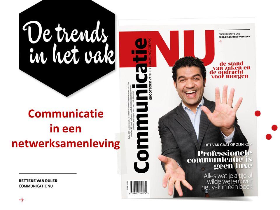 Communicatie in een netwerksamenleving