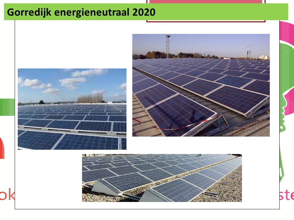 Gorredijk energieneutraal 2020