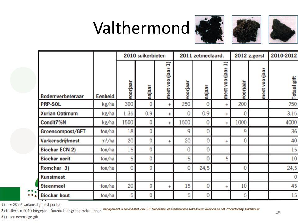 Valthermond 45