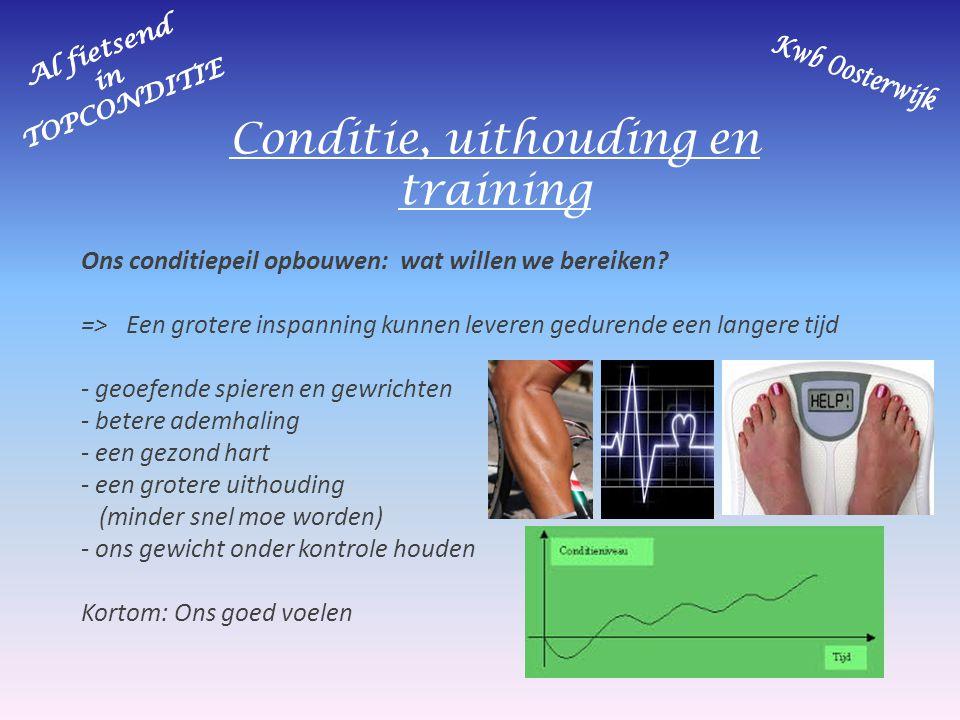 Kwb Oosterwijk April - Juni 2014