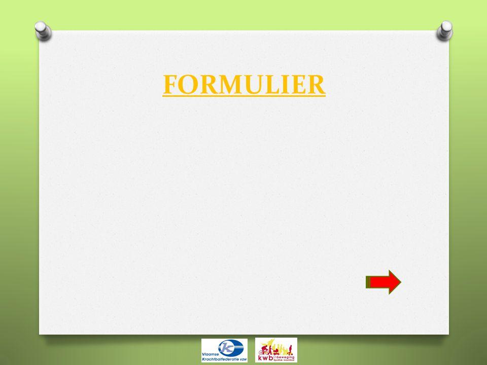 FORMULIER