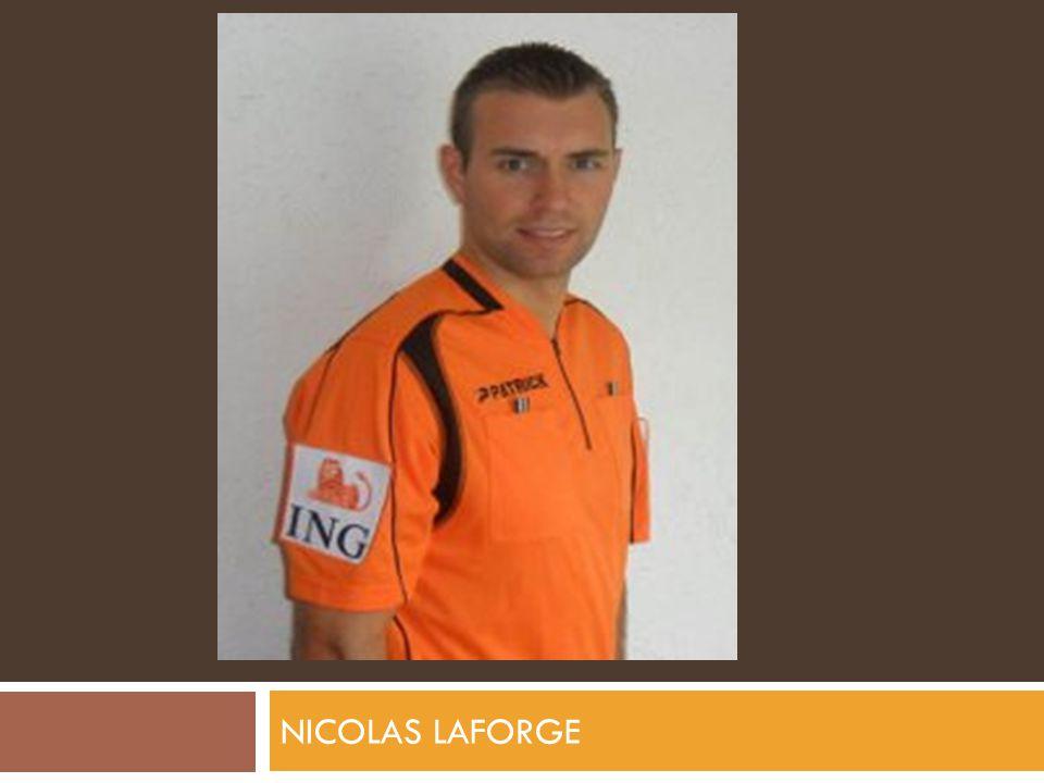 NICOLAS LAFORGE