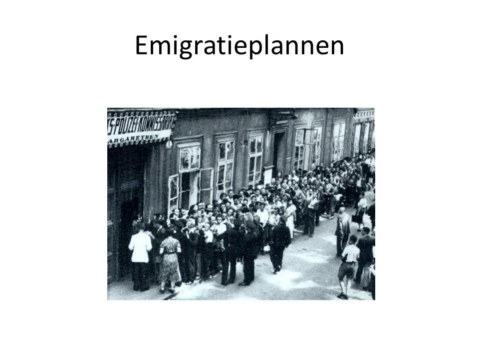 Emigratieplannen