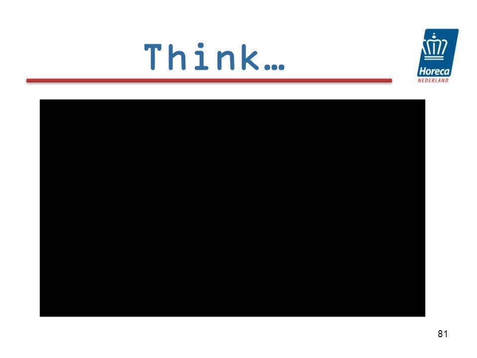 81 Think…