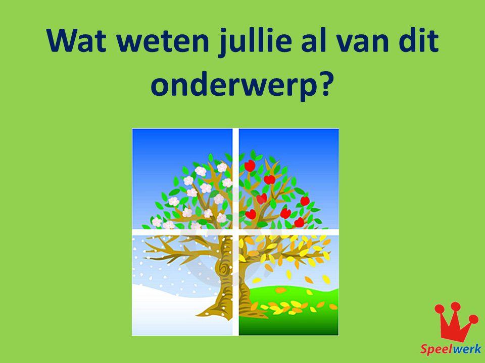 Vraag 1: • Hoeveel beweging heeft een kind nodig?