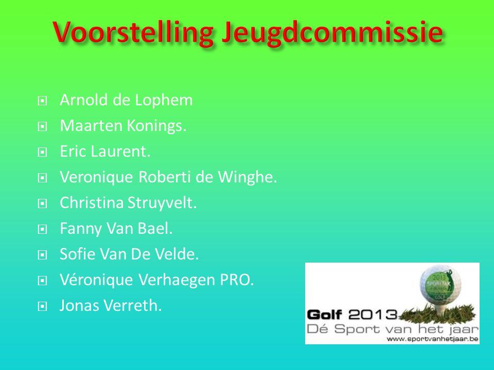  Arnold de Lophem  Maarten Konings.  Eric Laurent.