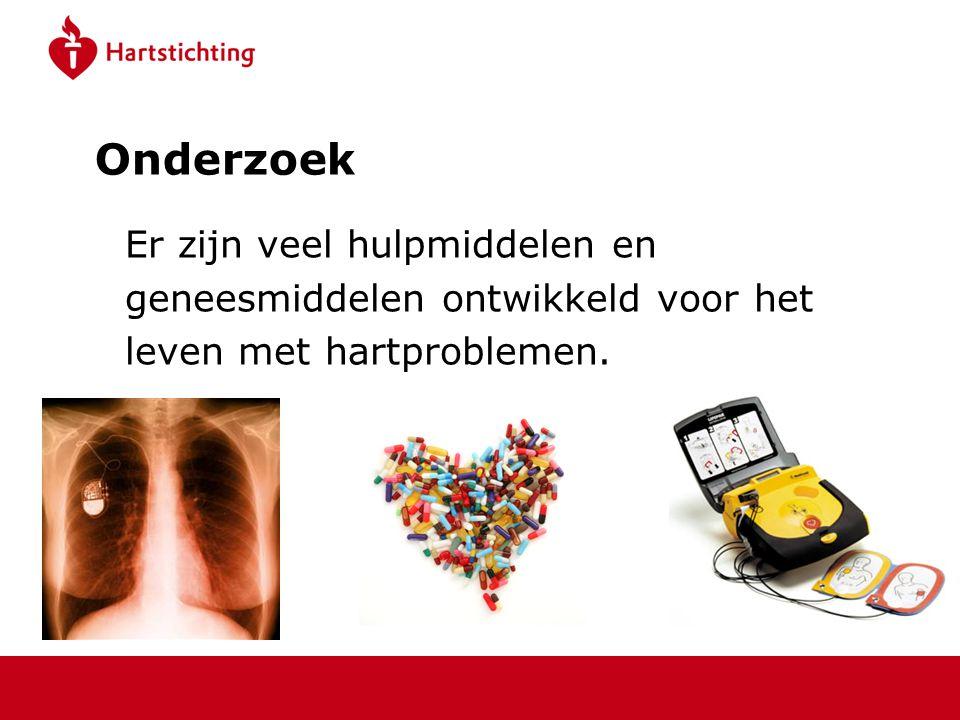 Voorlichting De Hartstichting geeft voorlichting aan patiënten.