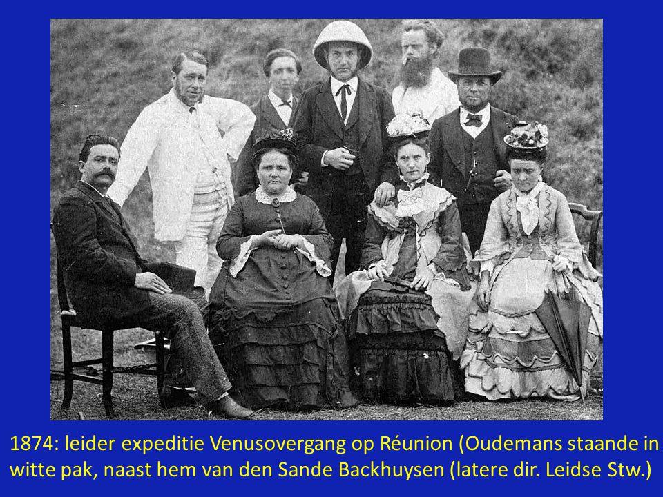 In 1961 ontstond de Utrechtse afdeling Ruimteonderzoek onder leiding van Kees de Jager, die in 1963 Minnaert opvolgde als Directeur van der Sterrenwacht.