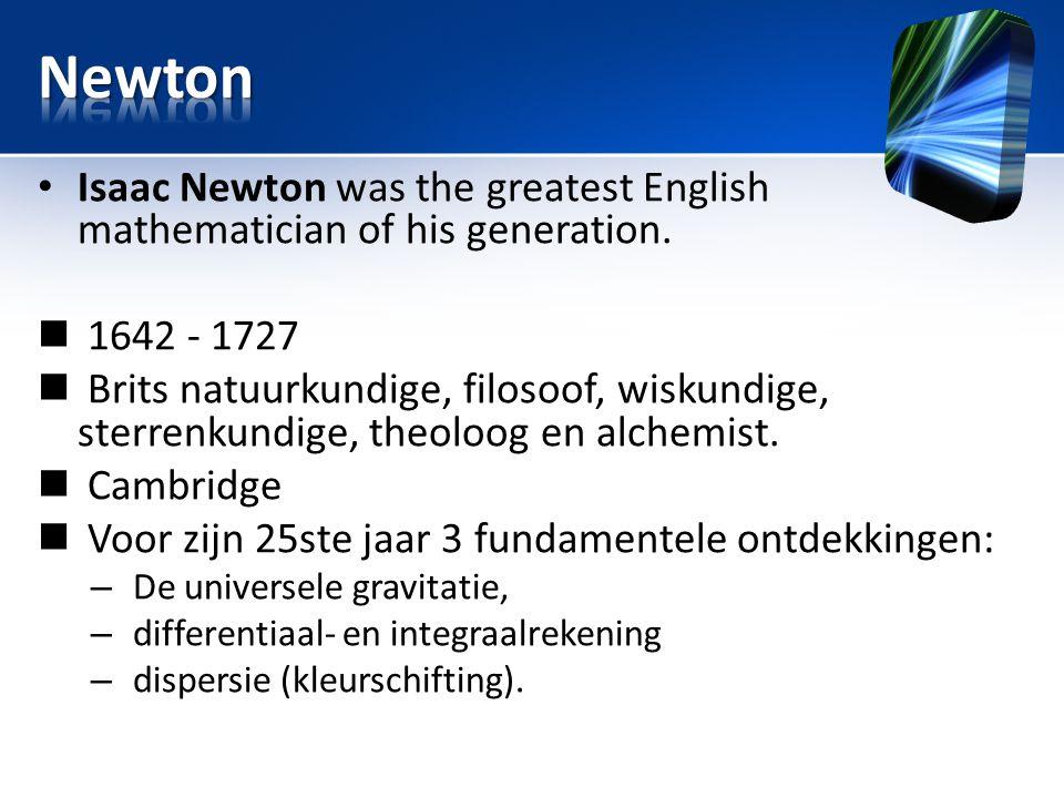 Sint-Paulusinstituut36  Speciaal type van beweging: enige kracht  zwaartekracht (luchtweerstand te verwaarlozen) • Passen we de tweede wet van Newton toe: • Fz = 100 NFz = 10 N •  eerste voorwerp grotere versnelling • Van wat hangt de versnelling af.
