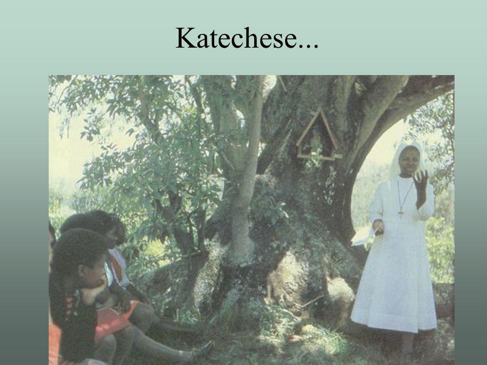 Katechese...