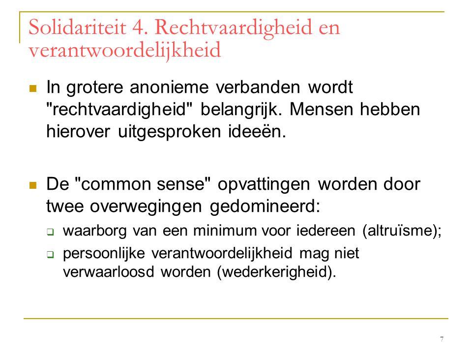 28 Voorbeeld: de Belgische groeinorm  Voordeel: vormt een referentiepunt voor het beleid en stimuleert tot nastreven van efficiëntie  MAAR: vervallen tot cijferfetisjisme  discussie absoluut niet ingekaderd in een bredere maatschappelijke visie - moeilijke keuzen in verband met trade-off niet geëxpliciteerd ( routine trade-off ?)  suggestie dat norm kan gehaald worden door verhoging efficiëntie  Aanhangers van een lage groeinorm zouden moeten verplicht worden om te expliciteren welke verstrekkingen/innovaties ze wensen door te schuiven naar de aanvullende verzekering.