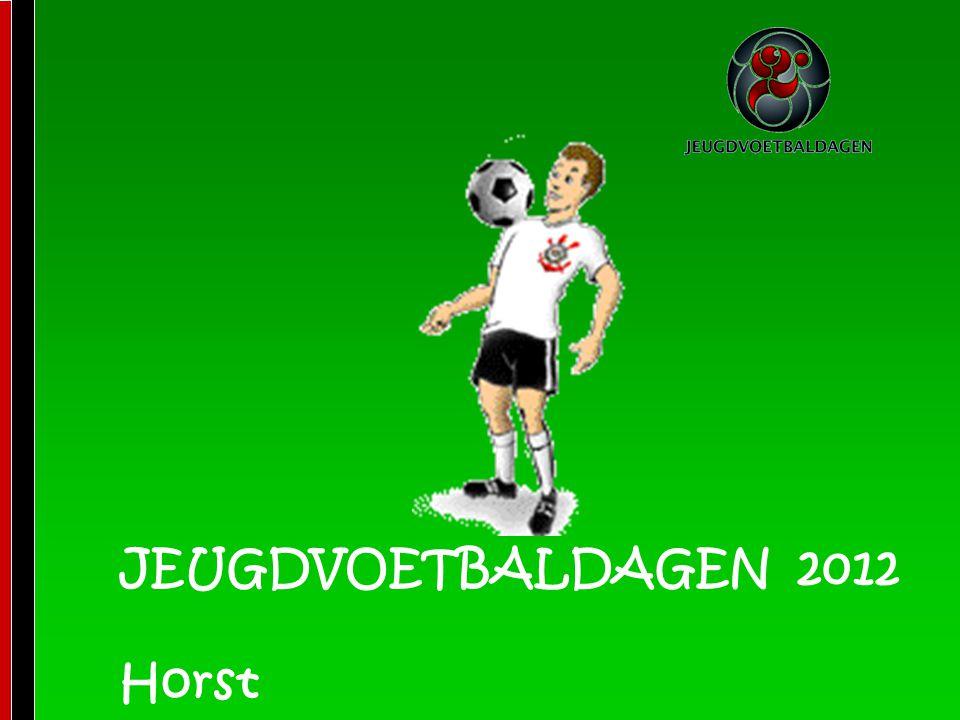 JEUGDVOETBALDAGEN 2012 Horst