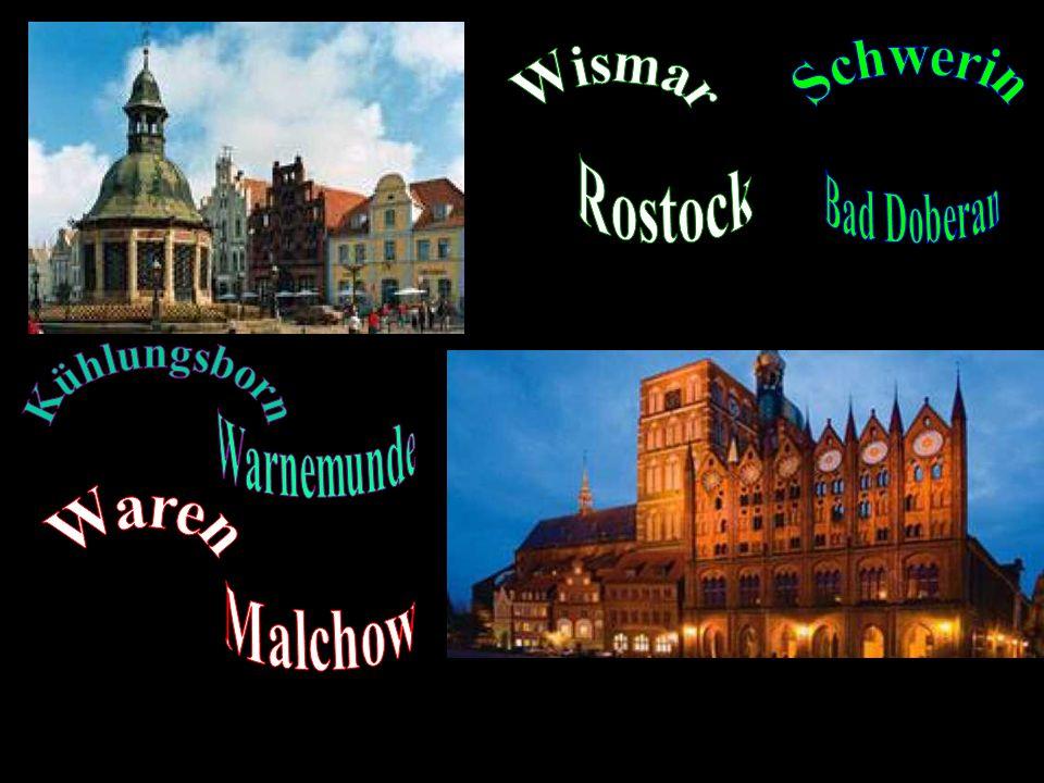 Najaarsreis 2011 Anders Jong Bocholt NIET KLIKKEN Mecklenburg – Vorpommern 5 september t/m 10 september Auteur: Jan Dewael De betovering van het Noorden