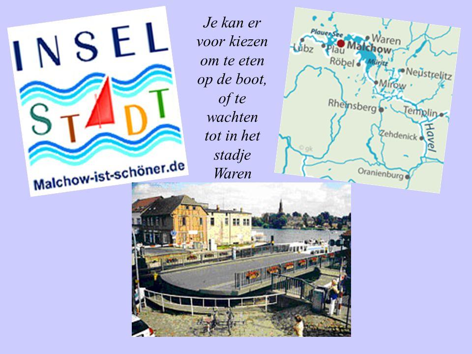Het schilderachtige provinciestadje Malchow, ook wel parel van de Mecklenburgse merengebied genoemd, ligt in het centrum van een contrastrijk landschap van meren en bossen, tussen de Fleesen- en de Plauer See aan de oever van de Malchower See.