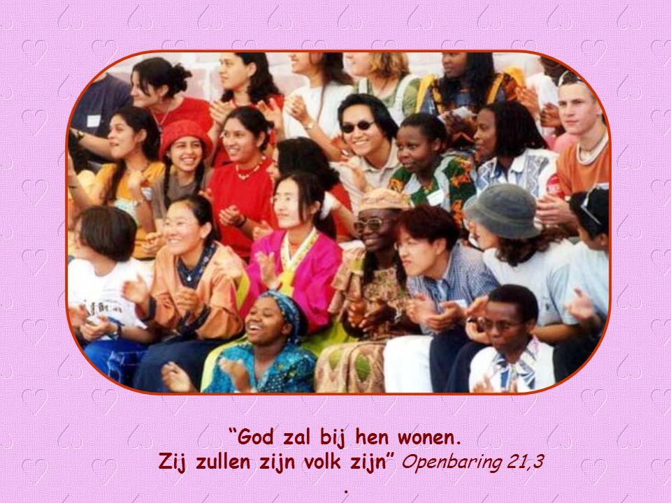 Als deze aanwezigheid er niet is, kunnen we niets. Zijn aanwezigheid geeft zin aan de broederschap van alle mensen die Jezus op aarde heeft gebracht.