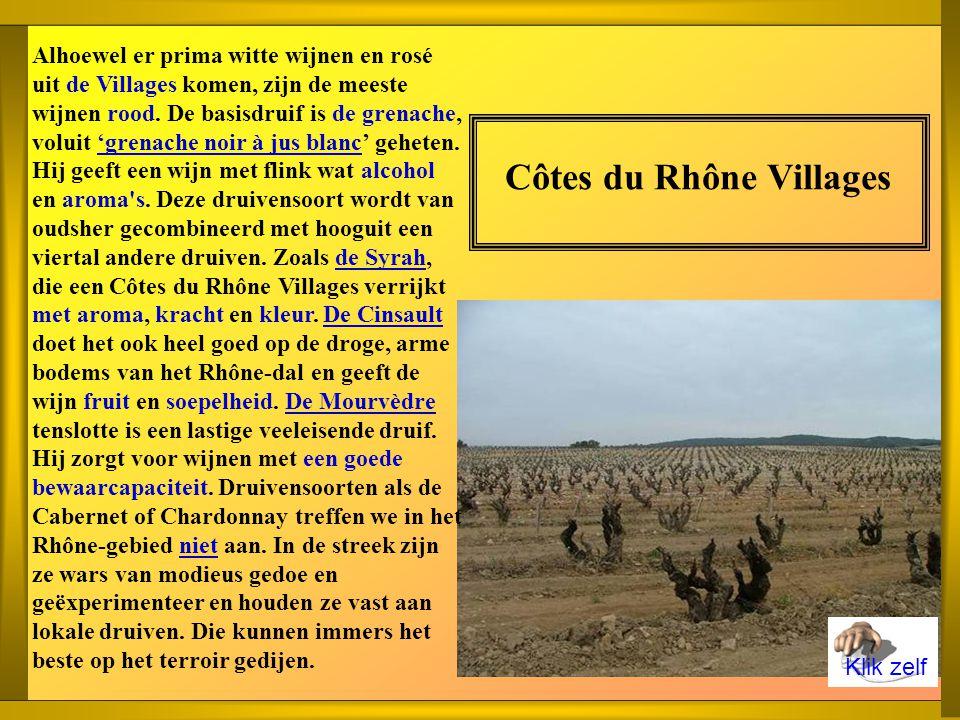 Côtes du Rhône.