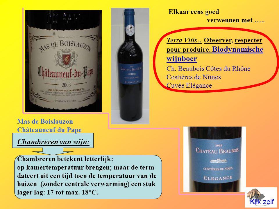 Terroir is voor wijnboeren een magisch begrip.