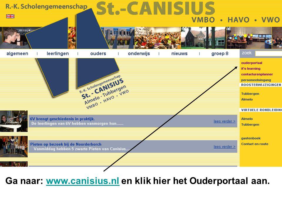 Stefanie Canisius Hier ziet u de toetscijfers die meetellen voor het schoolexamen Examens