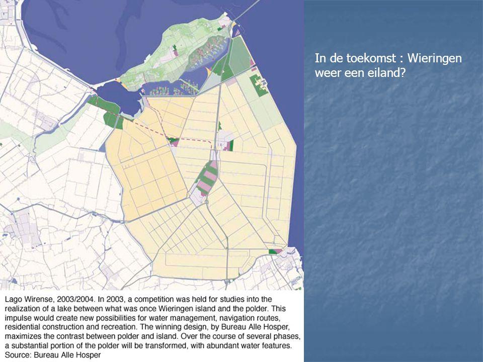 In de toekomst : Wieringen weer een eiland?