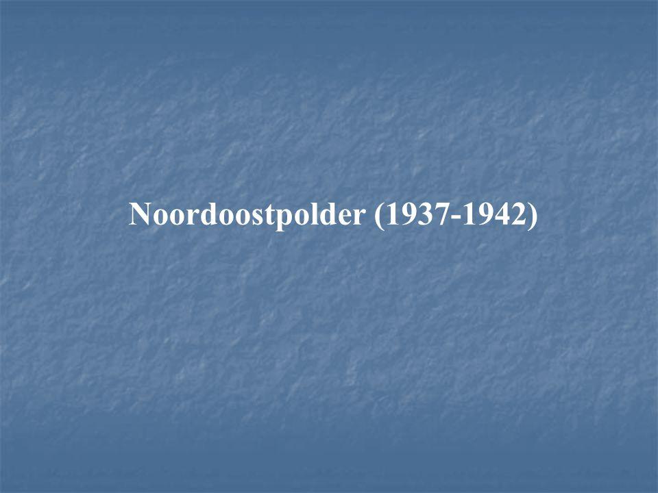 Noordoostpolder (1937-1942)