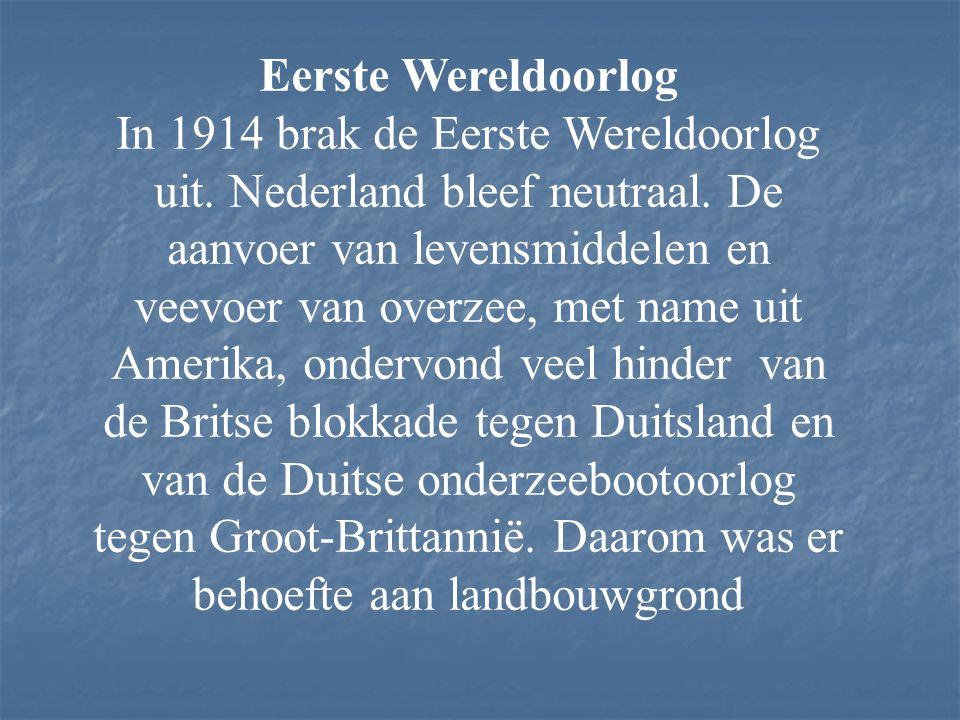 In 1953 werd de Nederlandse bevolking opnieuw gewezen op de kracht van de zee.
