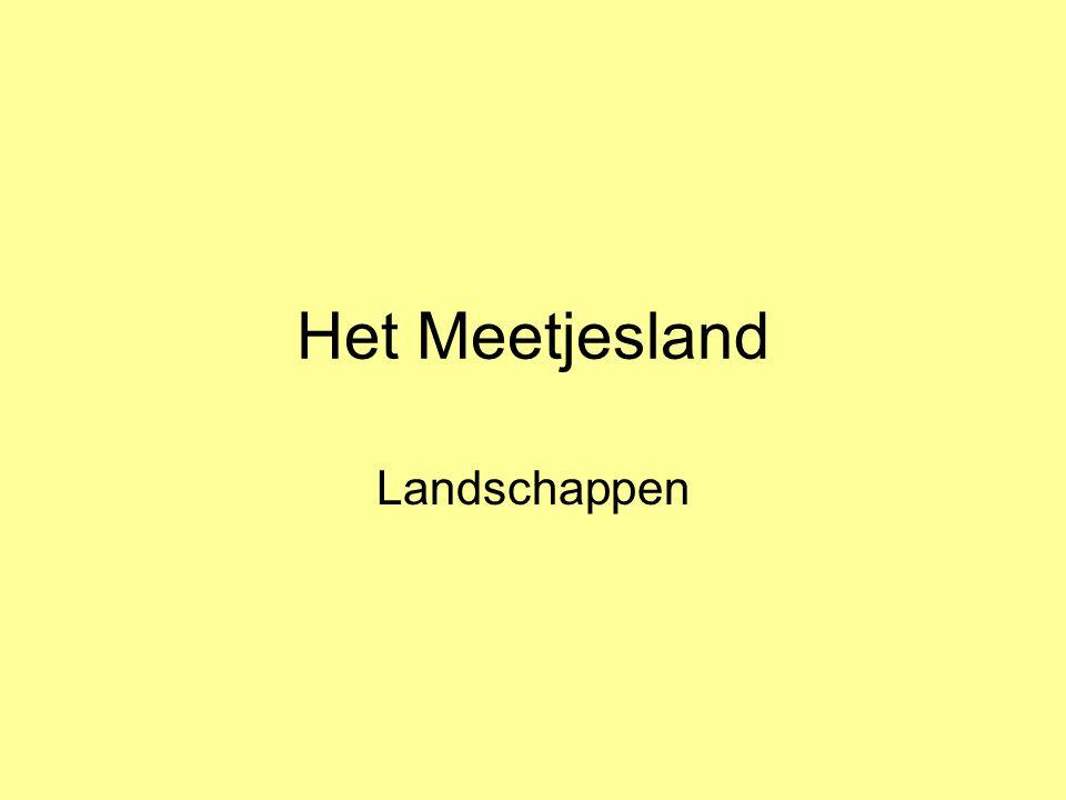 Het Meetjesland Landschappen