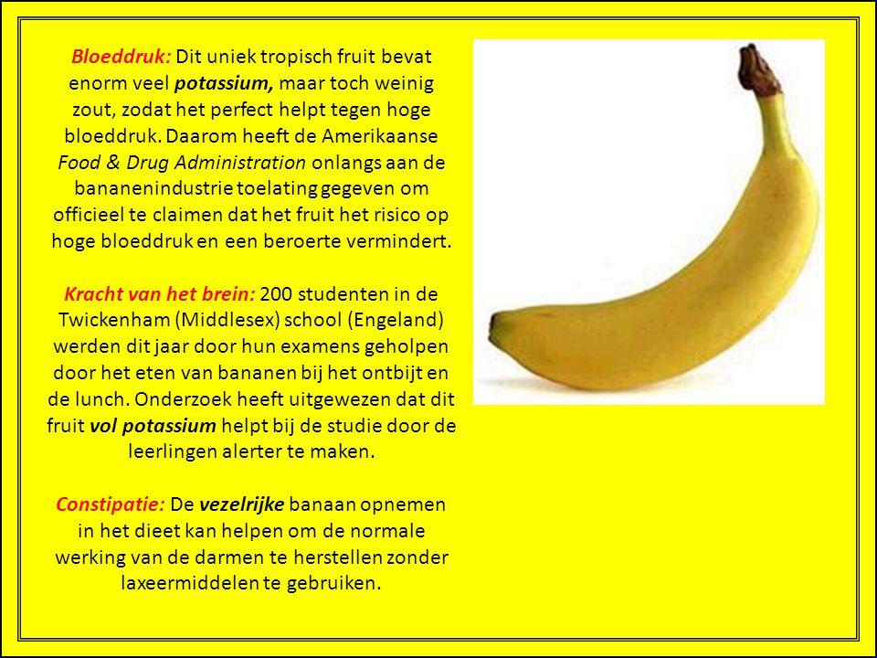 Depressie: Volgens een recent onderzoek door MIND onder mensen die aan een depressie lijden, voelden velen zich veel beter na het eten van een banaan.