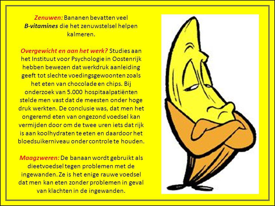 Kater: Een van de snelste manieren om van een kater af te geraken is een milkshake met banaan drinken, gezoet met honing.