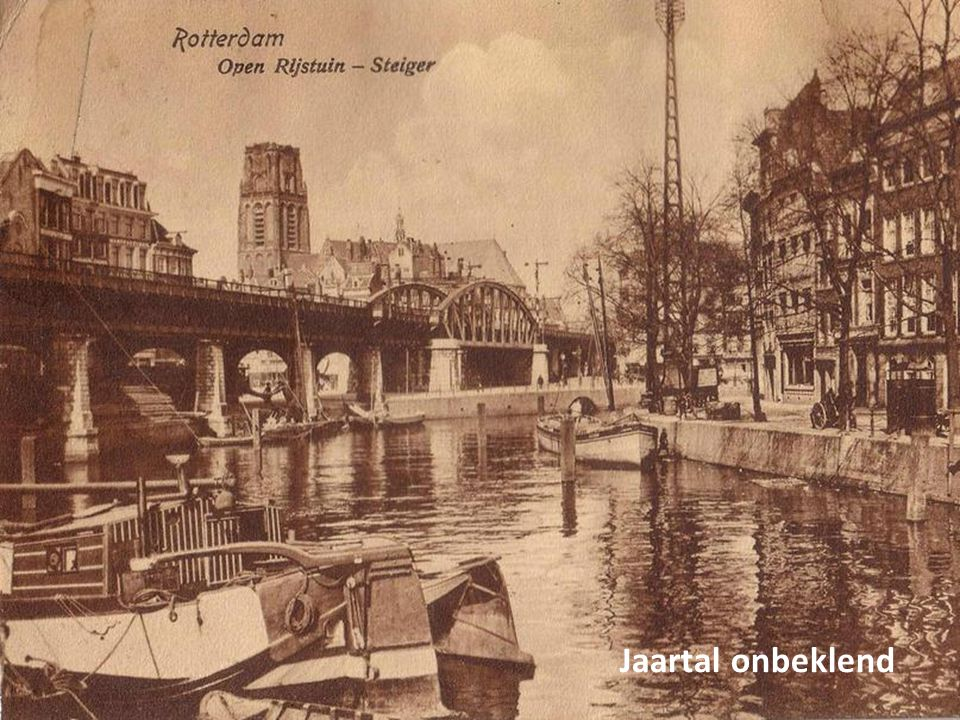 In 1855 werd in de Rotterdamse binnenstad, bij de Kruiskade, de diergaarde geopend.