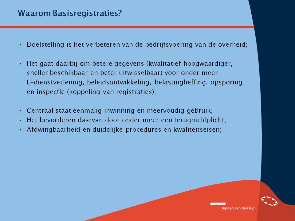 2 Waarom Basisregistraties.